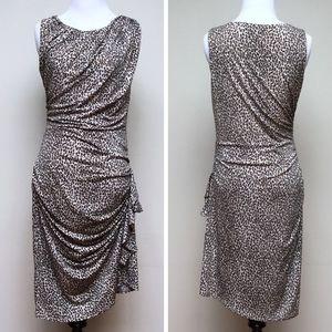 Betsey Johnson Leopard Dress